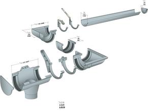Модел LG 16 - система със сглобяване